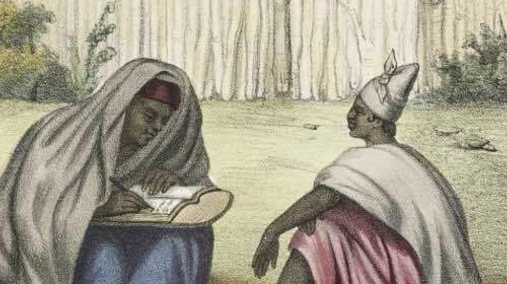 Yeɗi Sanba Ɓooyi, a Fulani Scholar and Poet