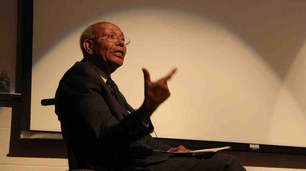 Prof. Getatchew Haile—A Giant in His Field and in the Hearts of All Who Knew Him