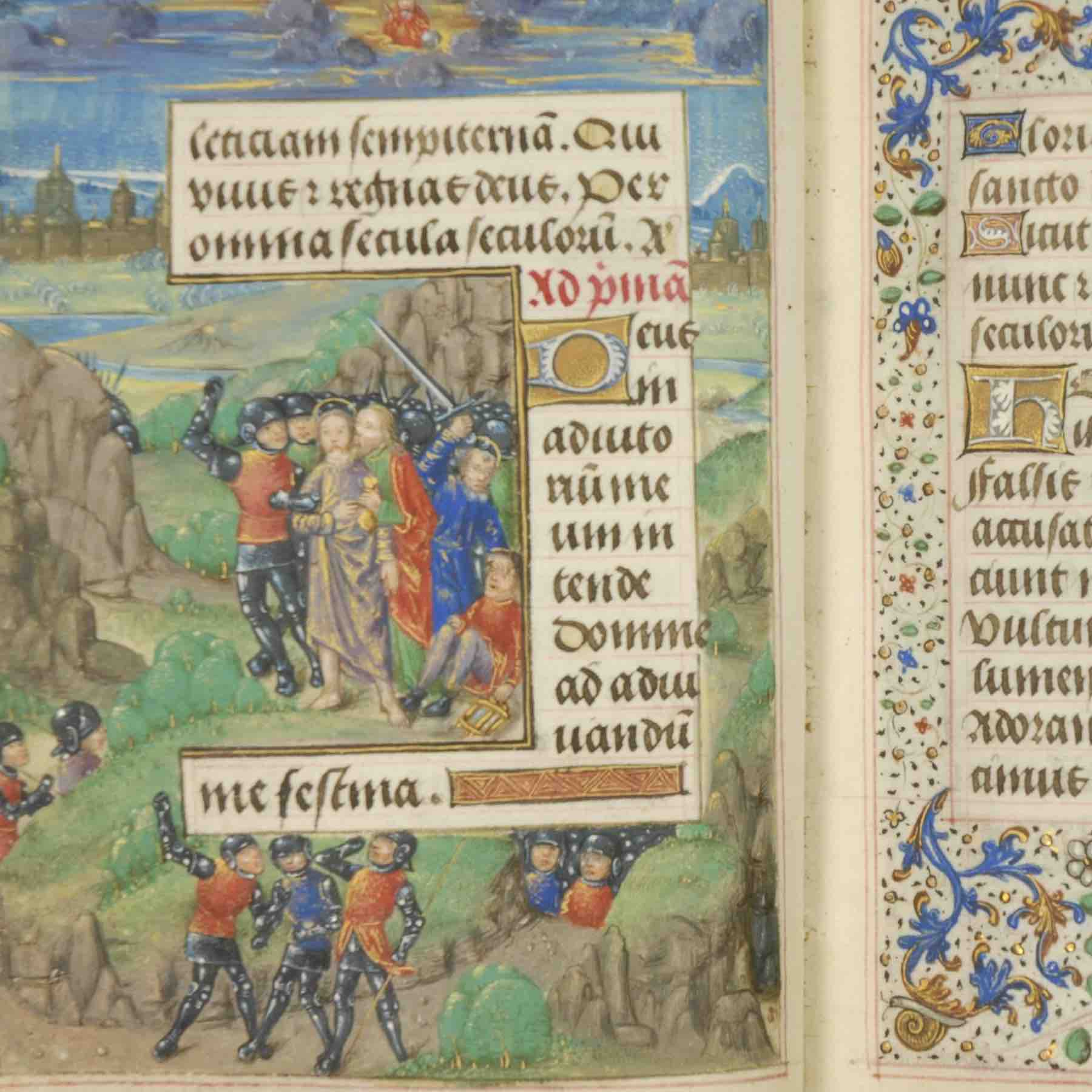 16th-c. French Book of Hours, Mount Angel Abbey, Oregon (<a href='https://w3id.org/vhmml/readingRoom/view/519224'>MAA 5</a>)