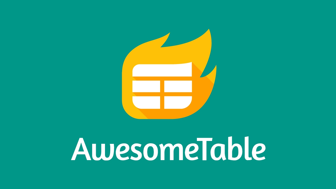 AwesomeTable