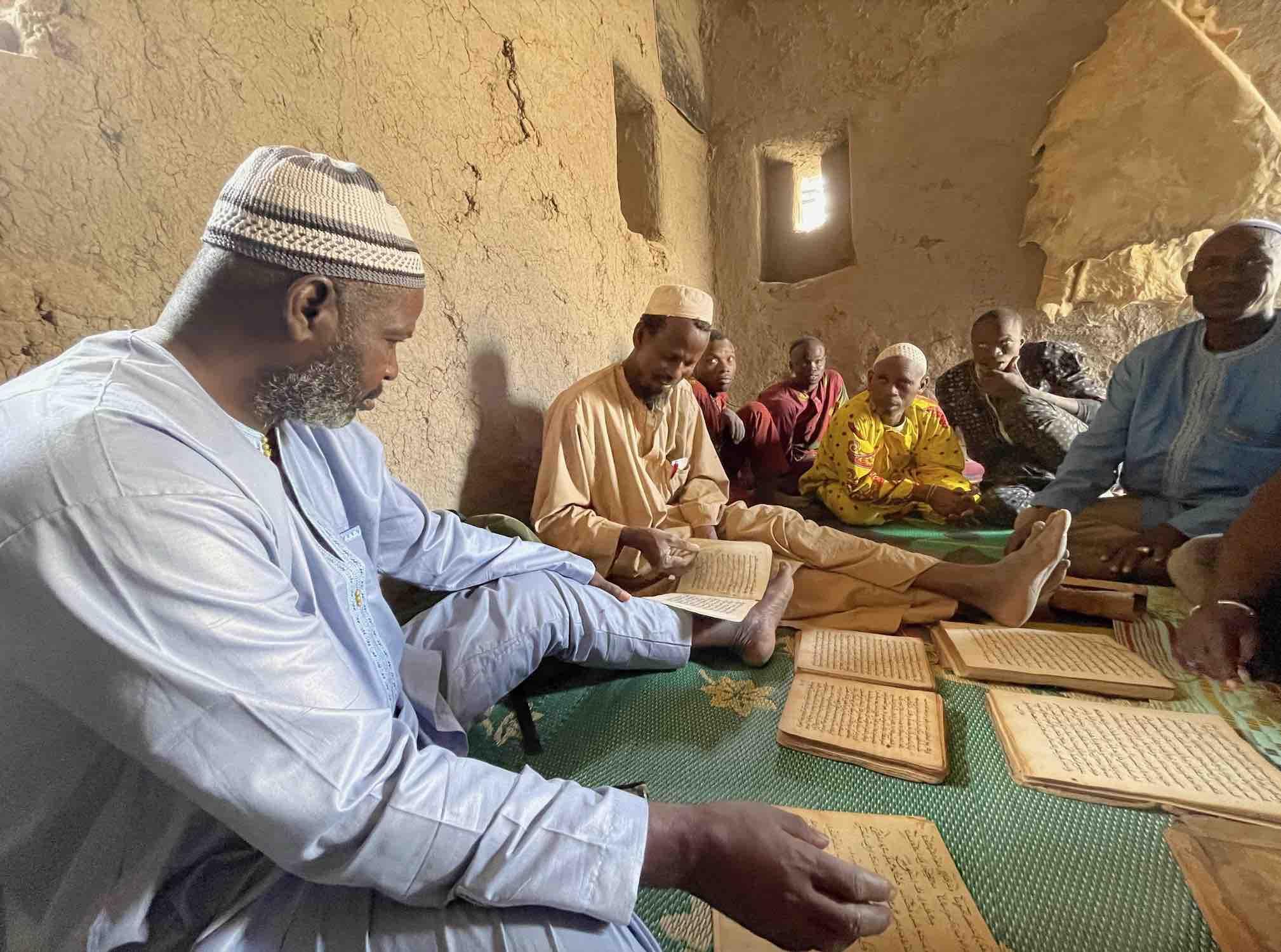 Manuscript communities in Gomitogo, Mali
